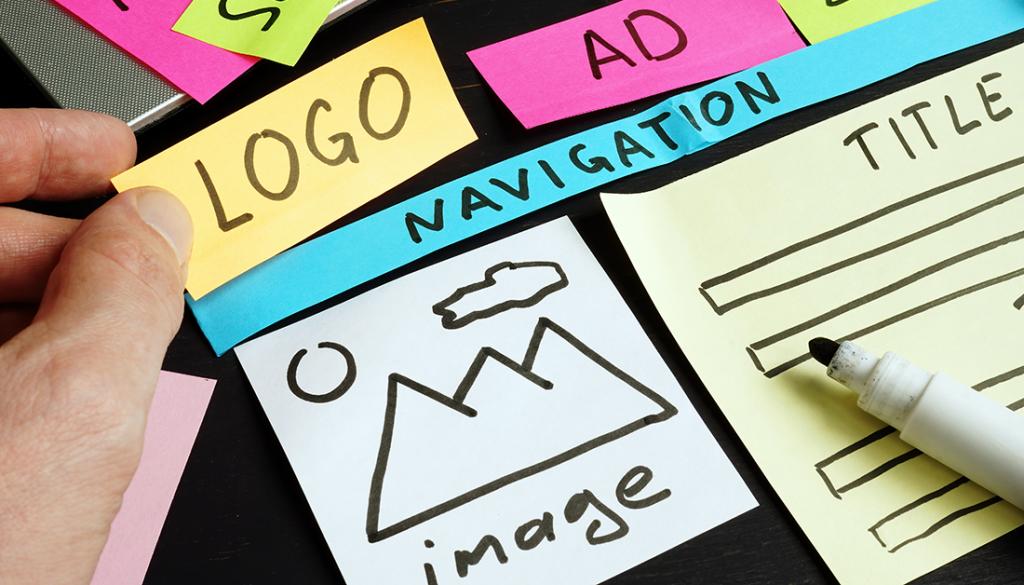Create or update your website